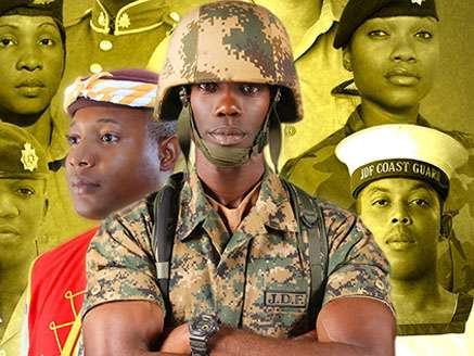 JDF Stepping up Recruitment & Training