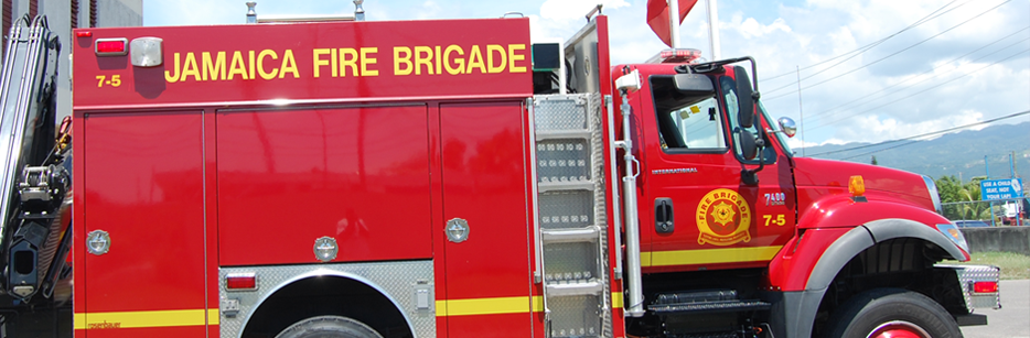 Local Govt Ministry Pumping $50m into Upgrading Fire Brigade