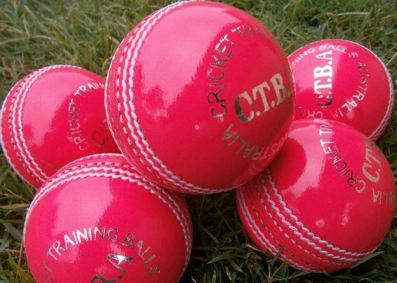 Dravid Bats for the Pink Ball