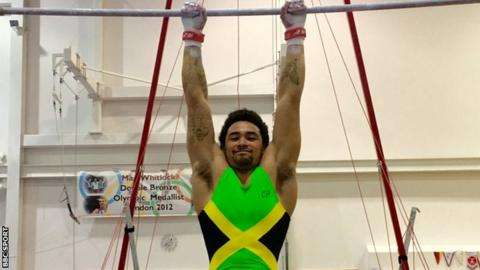 Beckford Gunning for Top Honours at Gymnastics World Cup
