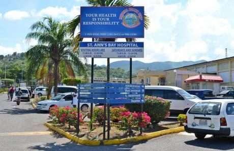 $300m Spent to Upgrade St Ann's Bay Hospital