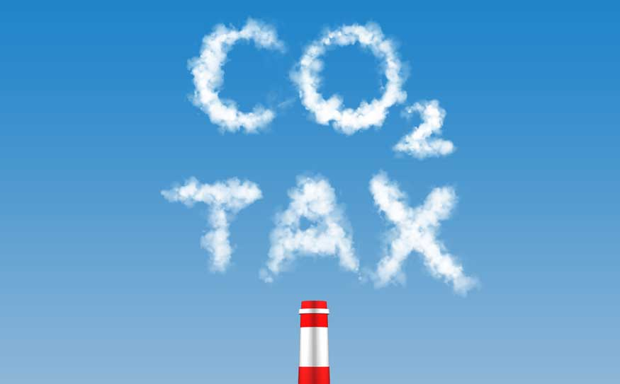 JET Supporting Carbon Emissions Tax