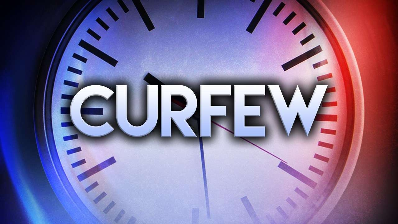 Curfew Imposed in Spanish Town