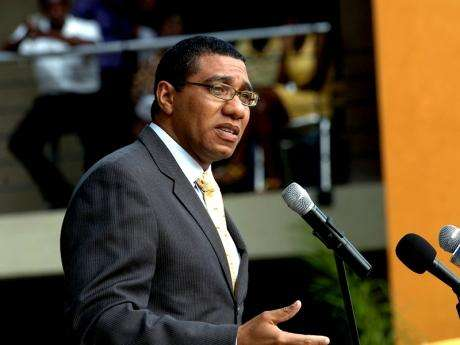 'Time for Public Sector Transformation!' – Holness