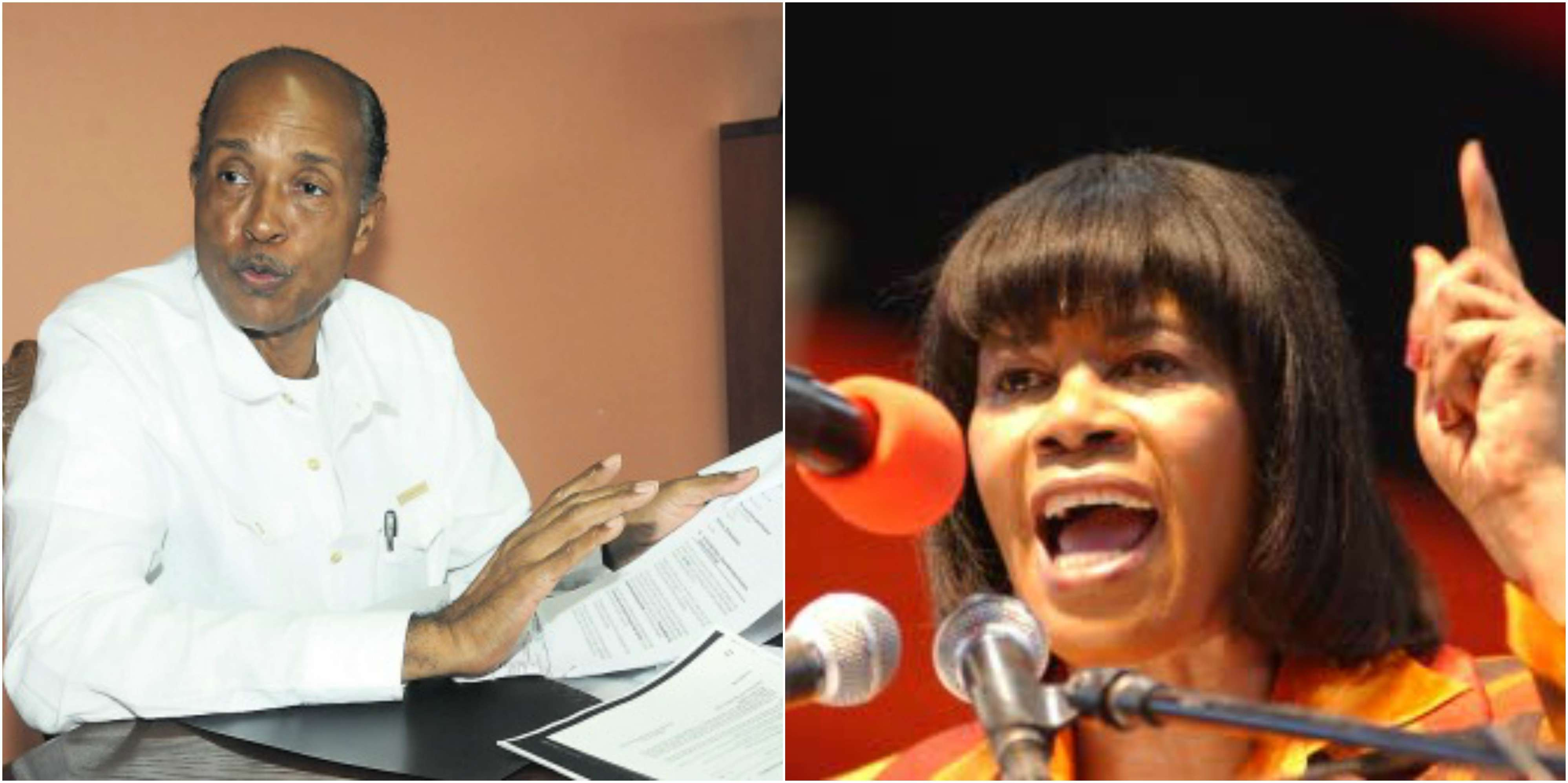 Blythe to Challenge Simpson-Miller for PNP Presidency