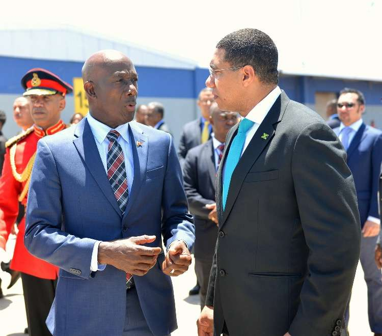 'T&T Boycott Counterproductive' – PM Rowley