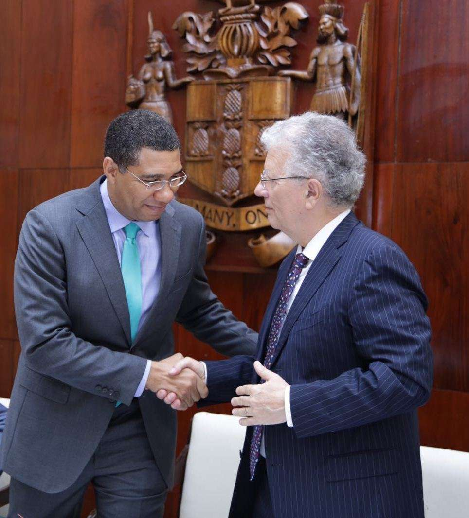 Holness Heralds $500m Upgrade & Expansion of Kingston Container Terminal