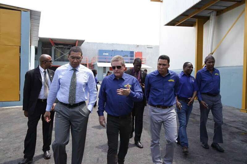 Holness Promises Better Trade Policy for Exports