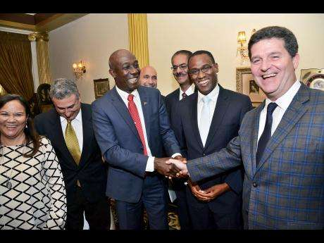 Mahfood Satisfied with T&T Trade Talks