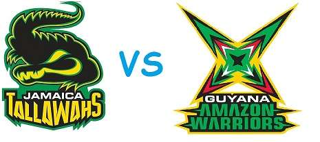 Warriors & Tallawahs Clash in Semi-Final One