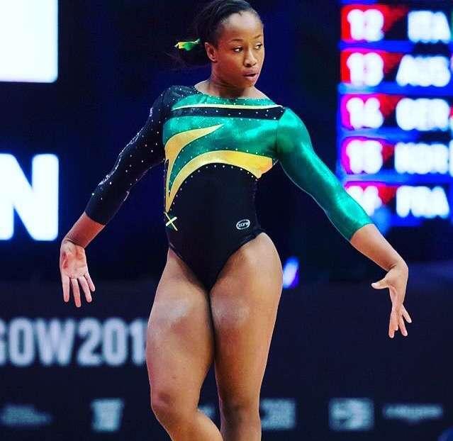 Toni-Ann Williams Enjoying Surreal Olympic Atmosphere
