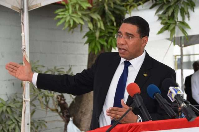 Holness Admin Pushing for Better Board Governance