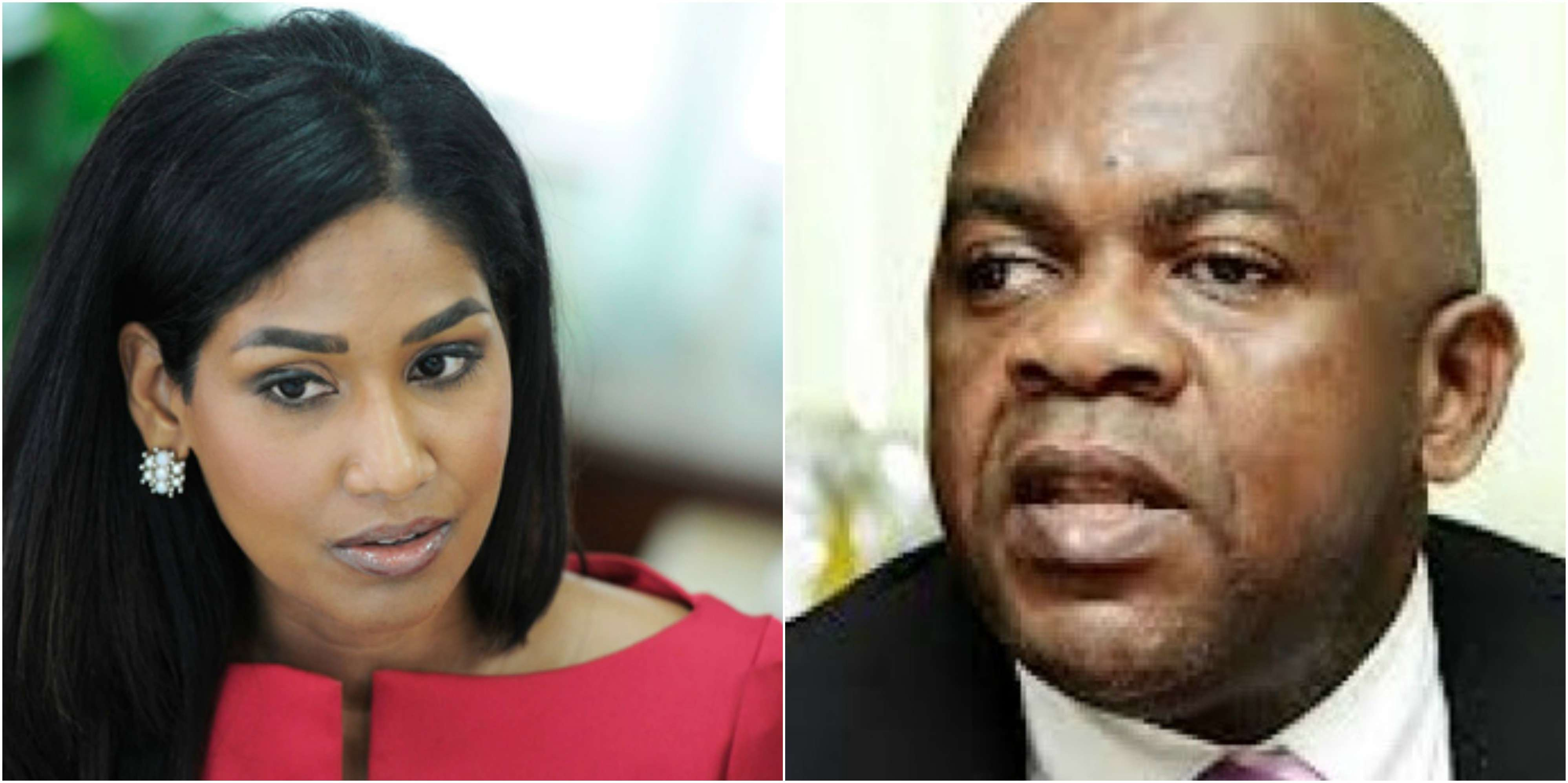 Hanna & Morris Square-Off following Campbell Wipe-Out