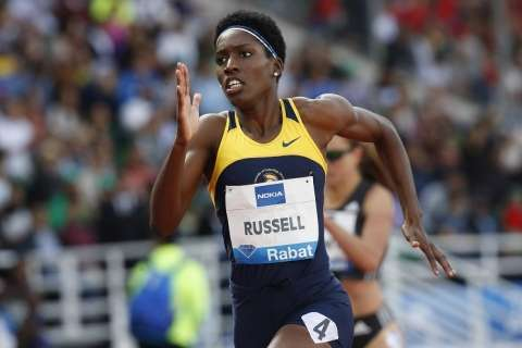 Russell Optimistic in Preparation for World Championships