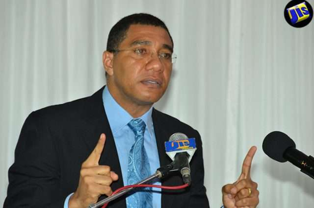 'New IMF Deal Demands More Efficient Public Service', Holness