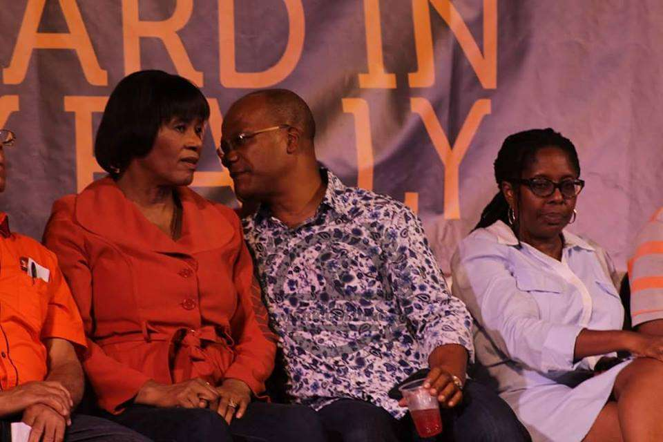 Portia Talks Up PNP Unity