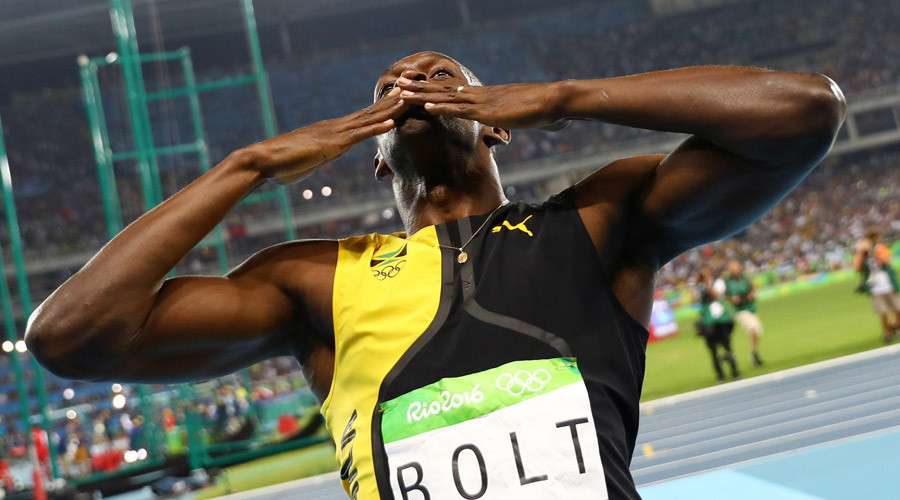 Athletes Working Hard to fill Bolt's Void