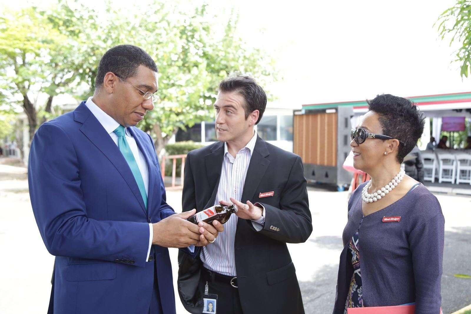 'Replicate Red Stripe's Success Across Jamaica' – Holness