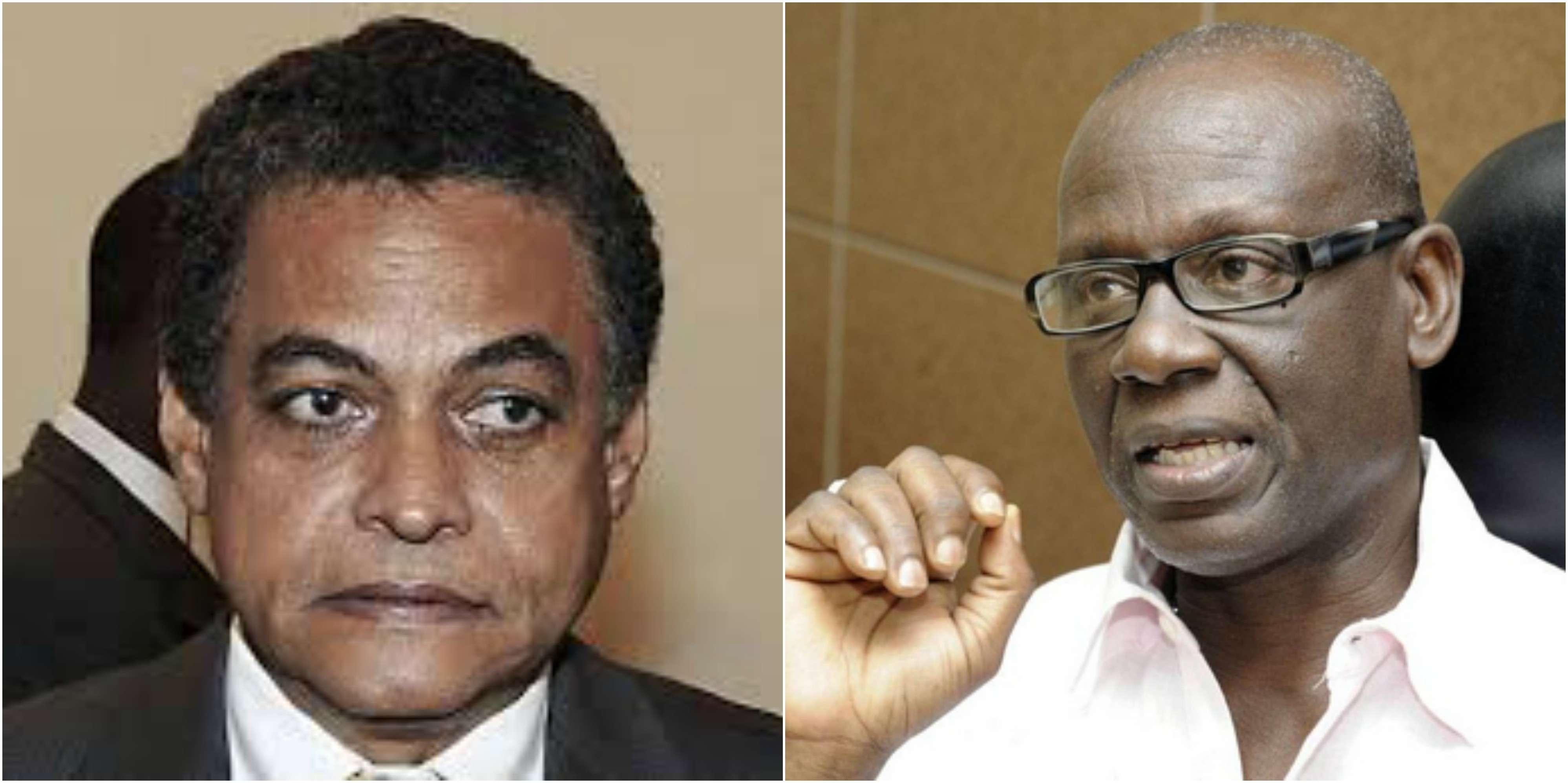 McKenzie & Arscott Clash in Parliament over Hurricane Matthew Response