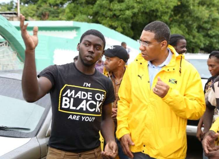 Private Sector Praises Holness Admin's Hurricane Matthew Preparation