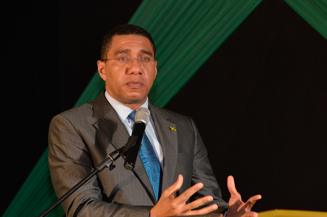 PM Holness Re-Affirms Commitment to Preserving Human Rights