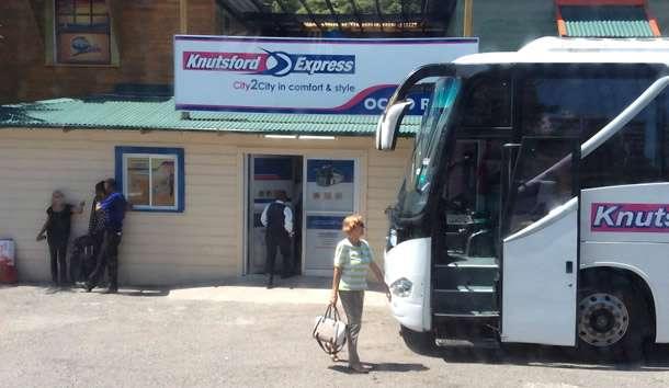 Knutsford Express Registers 30% Bump in Revenue