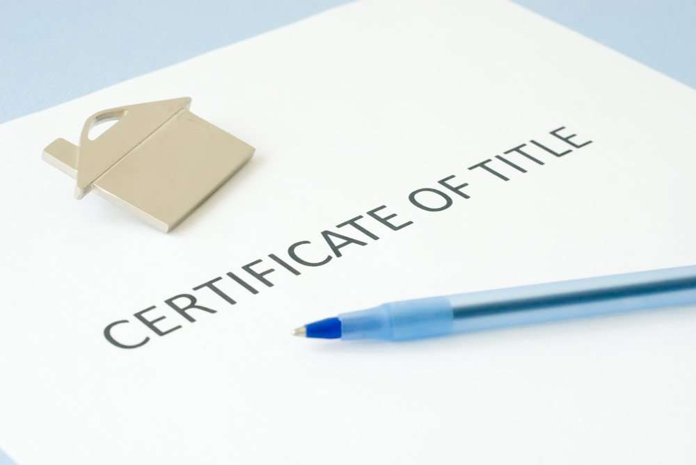 Govt Aiming to Reduce Title Transfer Timelines