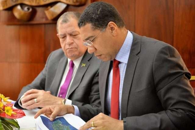 Holness Admin Establishes New Oversight Committee