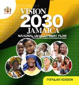 Over 30% of Vision 2030 Goals Showing NO Improvement