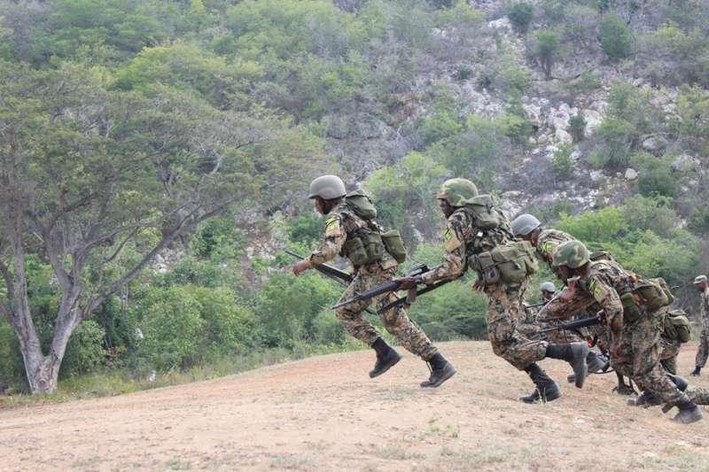 JDF Deploying Batallion to Western Jamaica