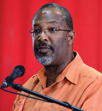 PNP Deputy General Secretary Takes Leave to Aid Bunting Campaign