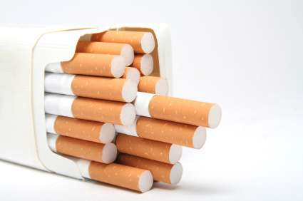 Woman Held following $5m Illegal Cigarette Bust