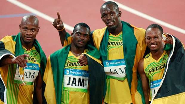 Jamaica Stripped of 2008 4×100 Olympic Gold