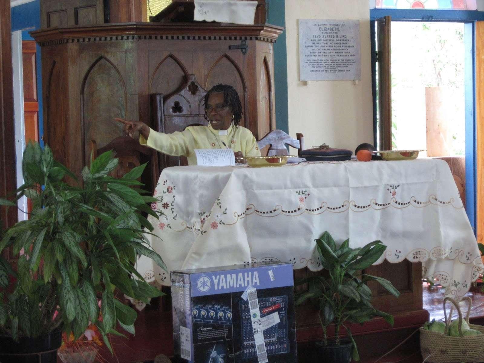 Moravian Church Halts Sex Scandal Probe