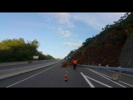 North-South Highway Repairs to be Completed February