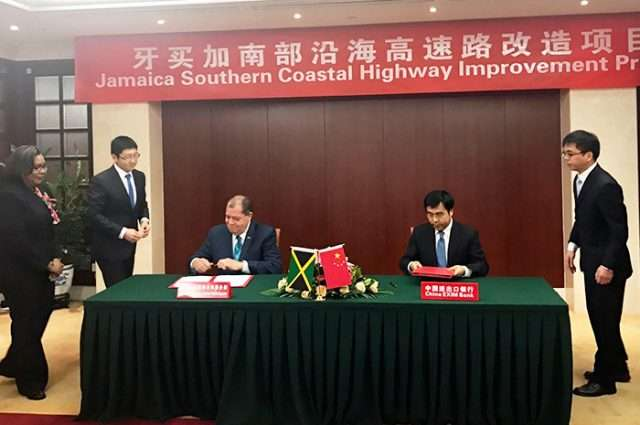 Govt Signs $42bn Loan from China EX-IM Bank for Southern Coastal Highway Improvement