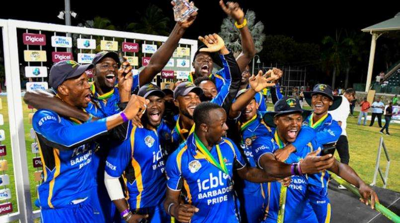 Trotman Lauds Professionalism of B'dos Pride in Super50 Victory