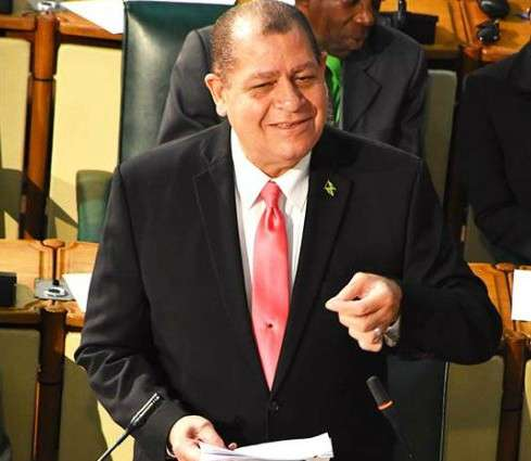 Minister Audley Shaw Applauds Export of Legal Cannabis from Jamaica to Canada
