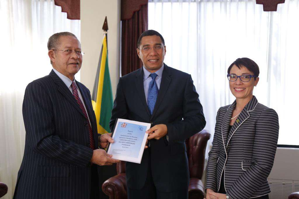 CARICOM Review Report Complete