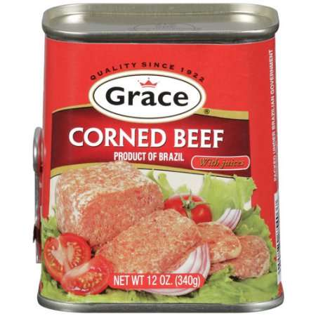 Return Corned Beef for Refund, says Grace Kennedy