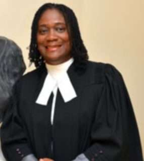 Jacqueline Cummings-Gordon New Bar Association President
