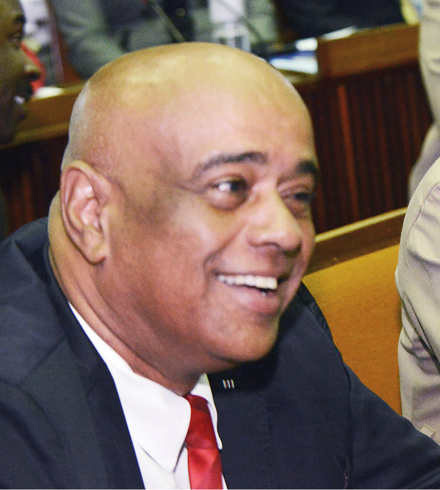 Quallo Perfect Fit for The Job of Commissioner