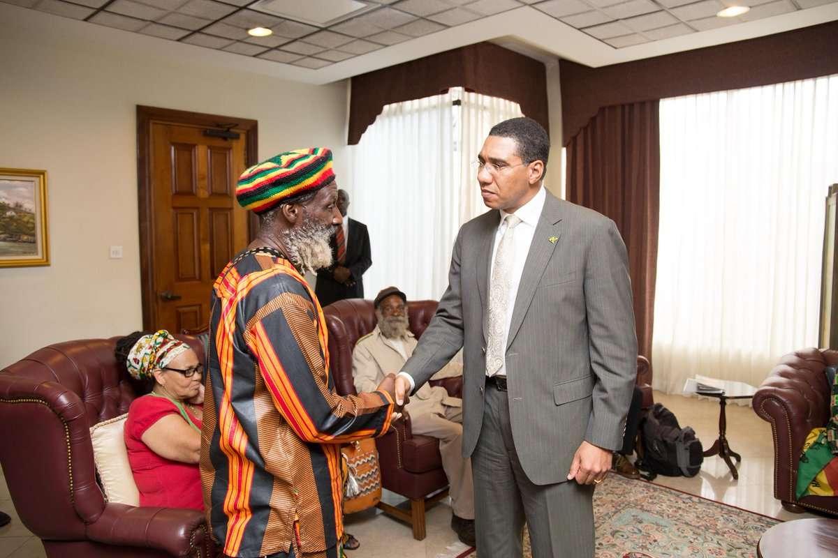 Holness Apologizes to Rastafari for Coral Gardens Massacre