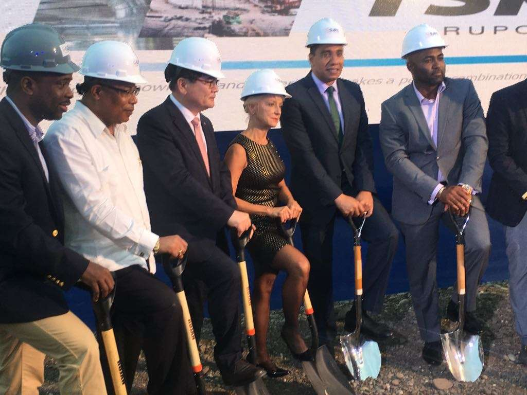 JPS Breaks Ground for 190MW Power Plant