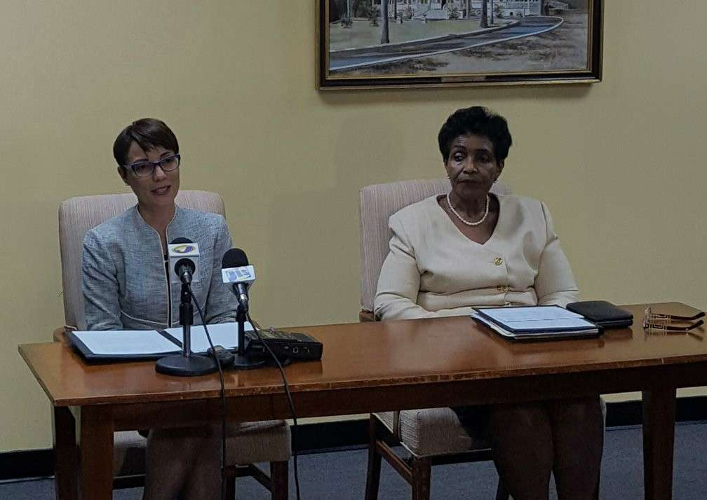 Jamaican Denials at Piarco Down 82%