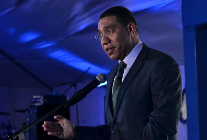 Holness Says He Will Not Attend Opposition's Crime Summit
