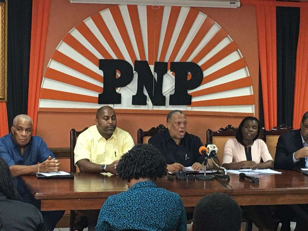 'NO Ease Up!' – Opposition Remains Resolute in Probe of PetroJam Scandal