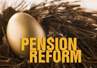 Pension Reform Bill Passes in Senate