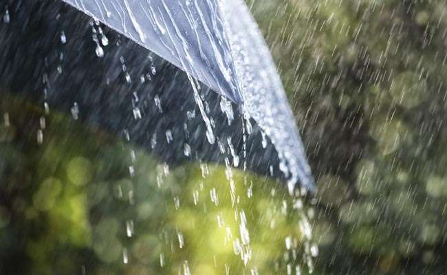 Heavy Afternoon Rains Lash Corporate Area