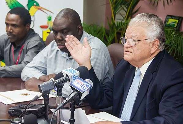 Samuda Fighting to Keep Super Ministry